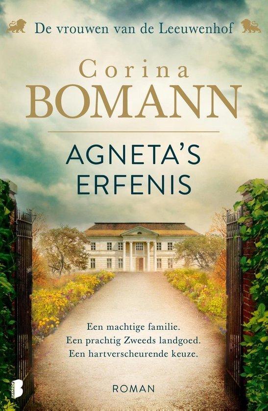 Boek cover Vrouwen van de Leeuwenhof 1 - Agnetas erfenis van Corina Bomann (Onbekend)