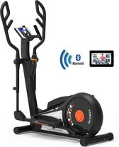 Crosstrainer Focus Fitness Fox 5 iPlus - incl. tablethouder en bluetooth