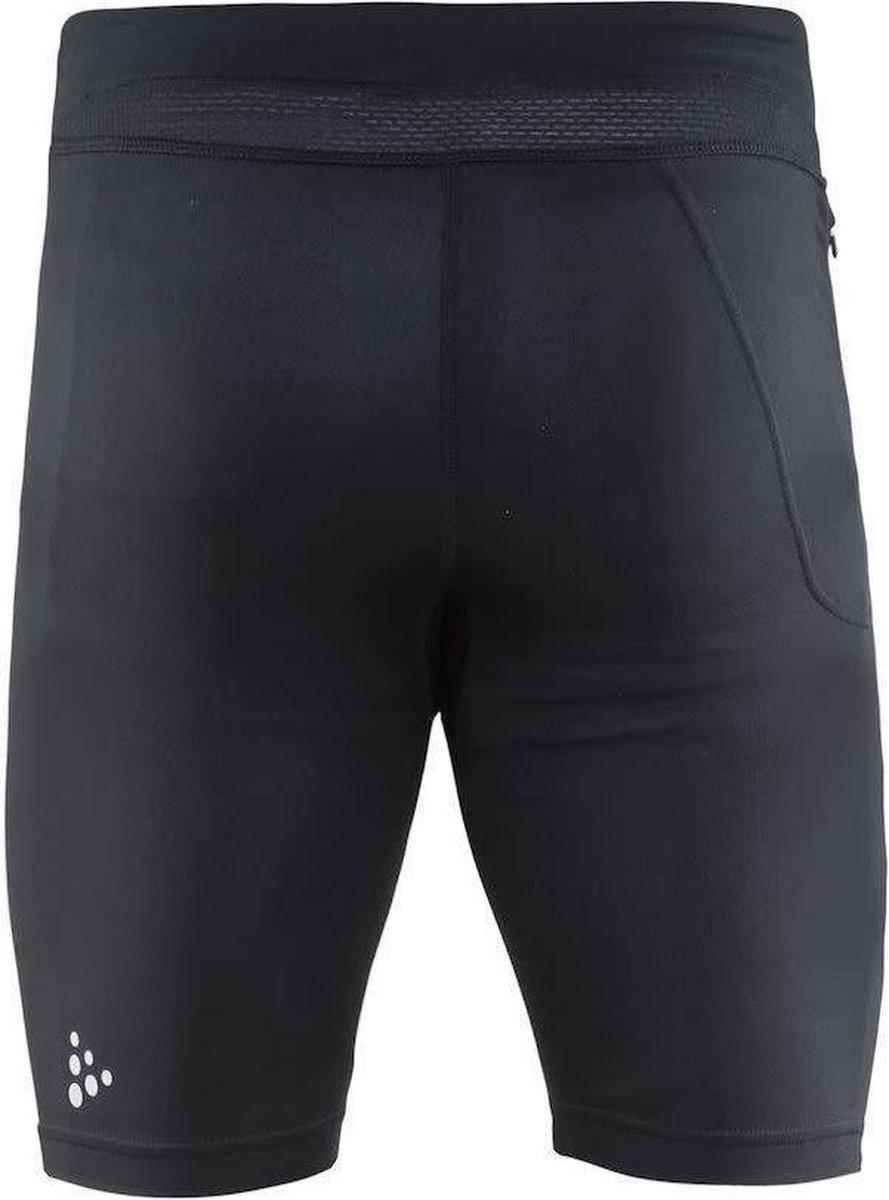 Craft Essential Short Tights M Sportlegging Heren Black