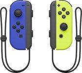 Nintendo Switch Joy-Con Controller paar - Blauw en Neon Geel