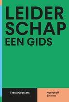 Boek cover Leiderschap, een gids van Thecla Goossens