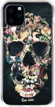 Apple iPhone 11 Pro hoesje Vintage Skull Casetastic Smartphone Hoesje softcover case