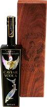 GLV Caviar Vodka Emperor Quality 50 cl