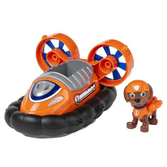 Afbeelding van PAW Patrol Zuma Voertuig met Figuur speelgoed