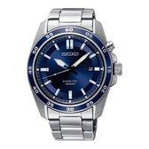 Seiko Kinetic SKA783P1 - Heren - Horloge - 43 mm