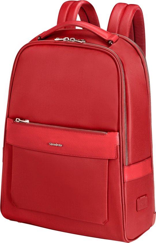 Samsonite Laptoprugzak - Zalia 2.0 Backpack 14.1 inch Classic Red