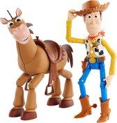 """Toy Story 4 Woody en Bullseye kadoset       GDB9"""""""
