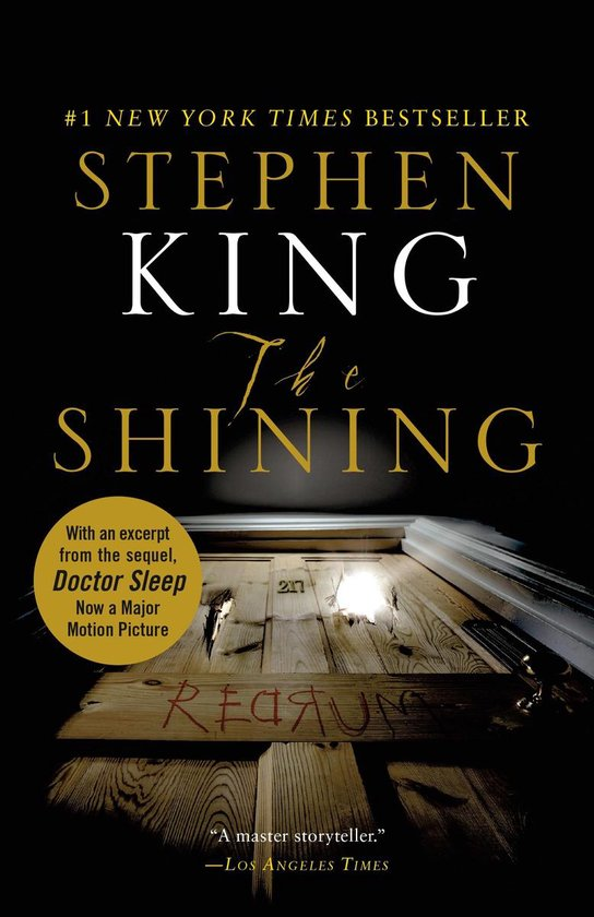 Boek cover The Shining van King s (Paperback)