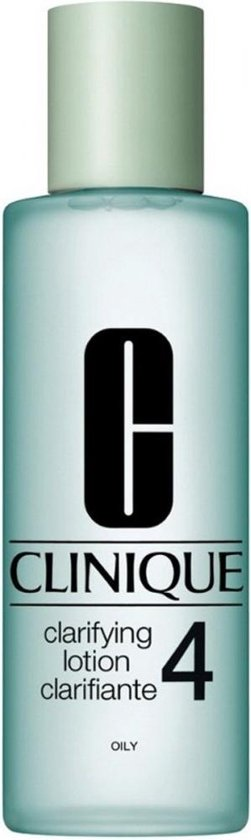 Clinique Clarifying Lotion 4 Reinigingslotion Hele Vette huid - 400 ml - Clinique