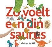 Kinderboeken Gottmer Dino - Zo voelt een dinosaurus. 2+