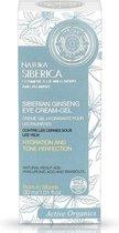 Nature Siberica - Siberian Ginseng Eye Cream-Gel - Moisturizing Cream Gel For The Eye