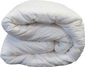 Luxe Wollen 4-Seizoenen Dekbed (met Rits) - 100% Zuiver Scheerwol - 240x200 cm