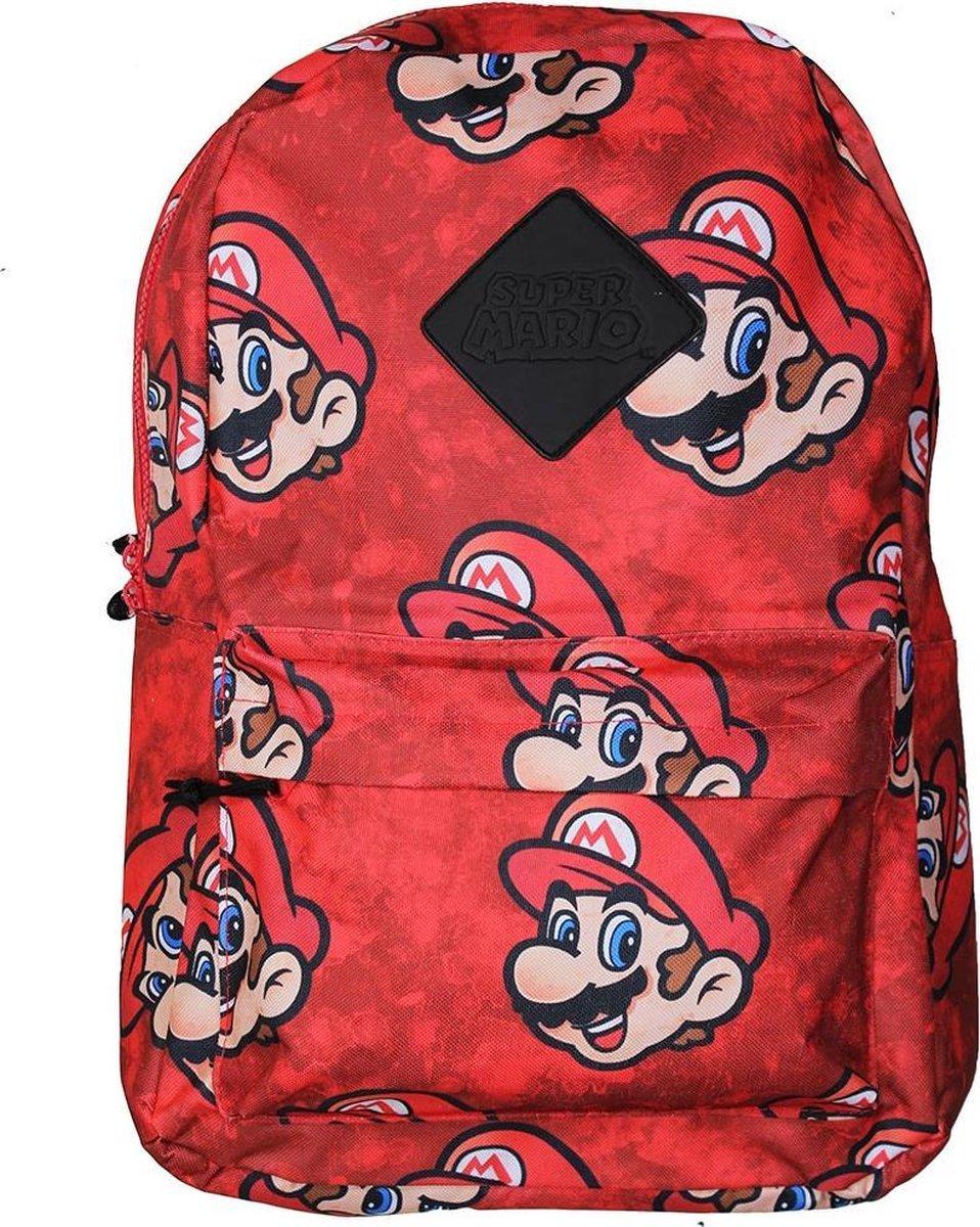 Nintendo - Super Mario Sublimation - Rugzak