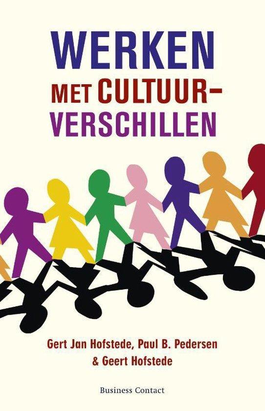 Werken met cultuurverschillen - Gert Jan Hofstede |