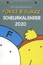 Afbeelding van Fokke & Sukke Scheurkalender 2020