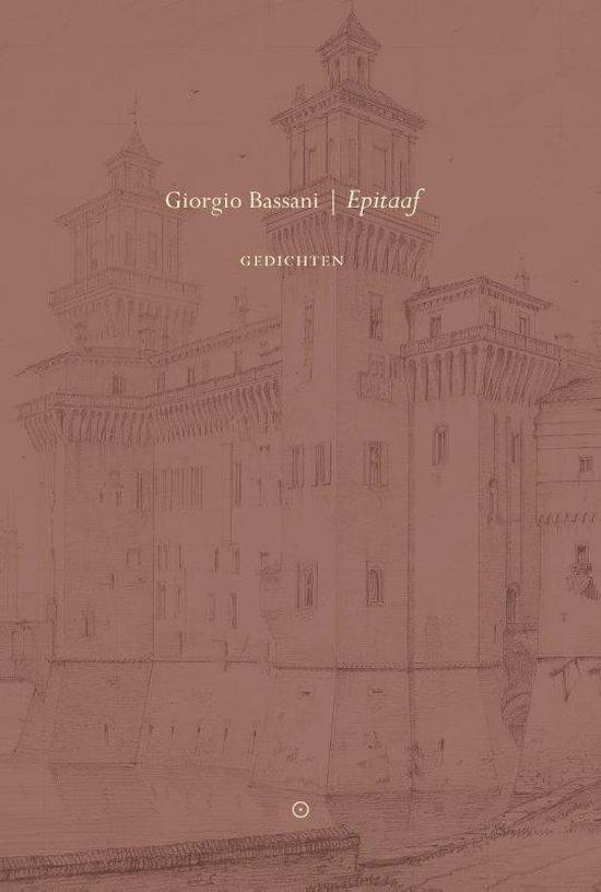 Epitaaf - Giorgio Bassani | Fthsonline.com