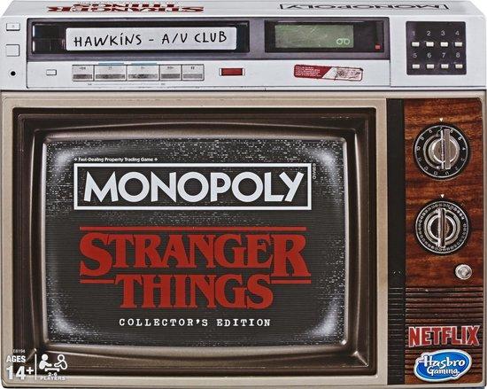 Afbeelding van het spel Monopoly Stranger Things Collector's Edition