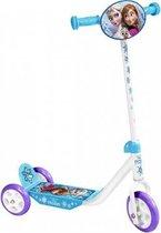 Disney Frozen 3-wiel Kinderstep Meisjes Blauw - Kinder Step - Step Meisje - Step - Frozen Speelgoed