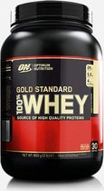 Optimum Nutrition Gold Standard 100% Whey  - 908g - Vanilla Ice Cream