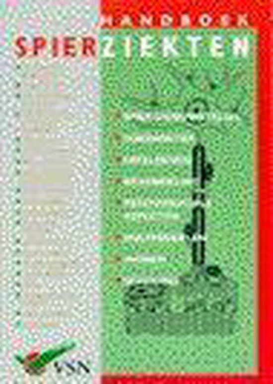 Handboek spierziekten - Poortman E.A. |
