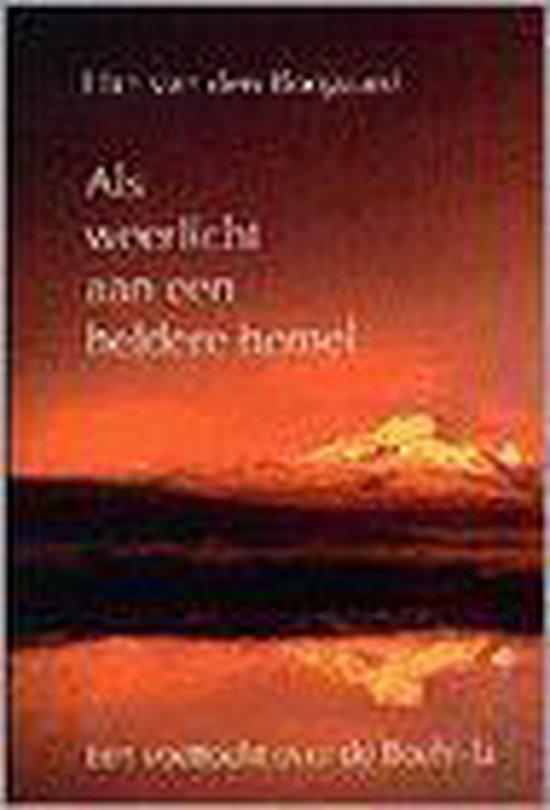 ALS WEERLICHT AAN EEN HELDERE HEMEL - Caroline Boogaard |