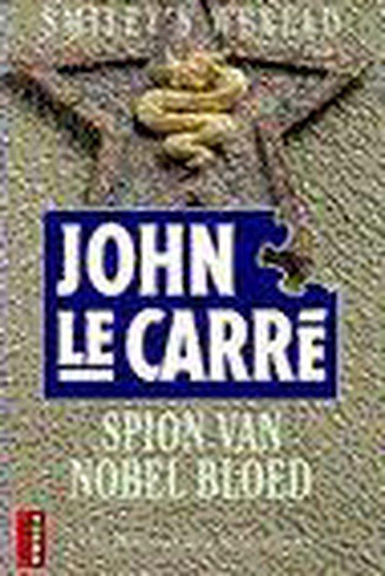 Spion van nobel bloed (poema) - John le Carré |