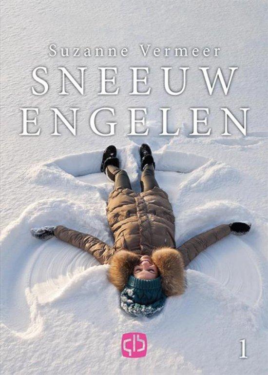 Boekomslag voor Sneeuwengelen