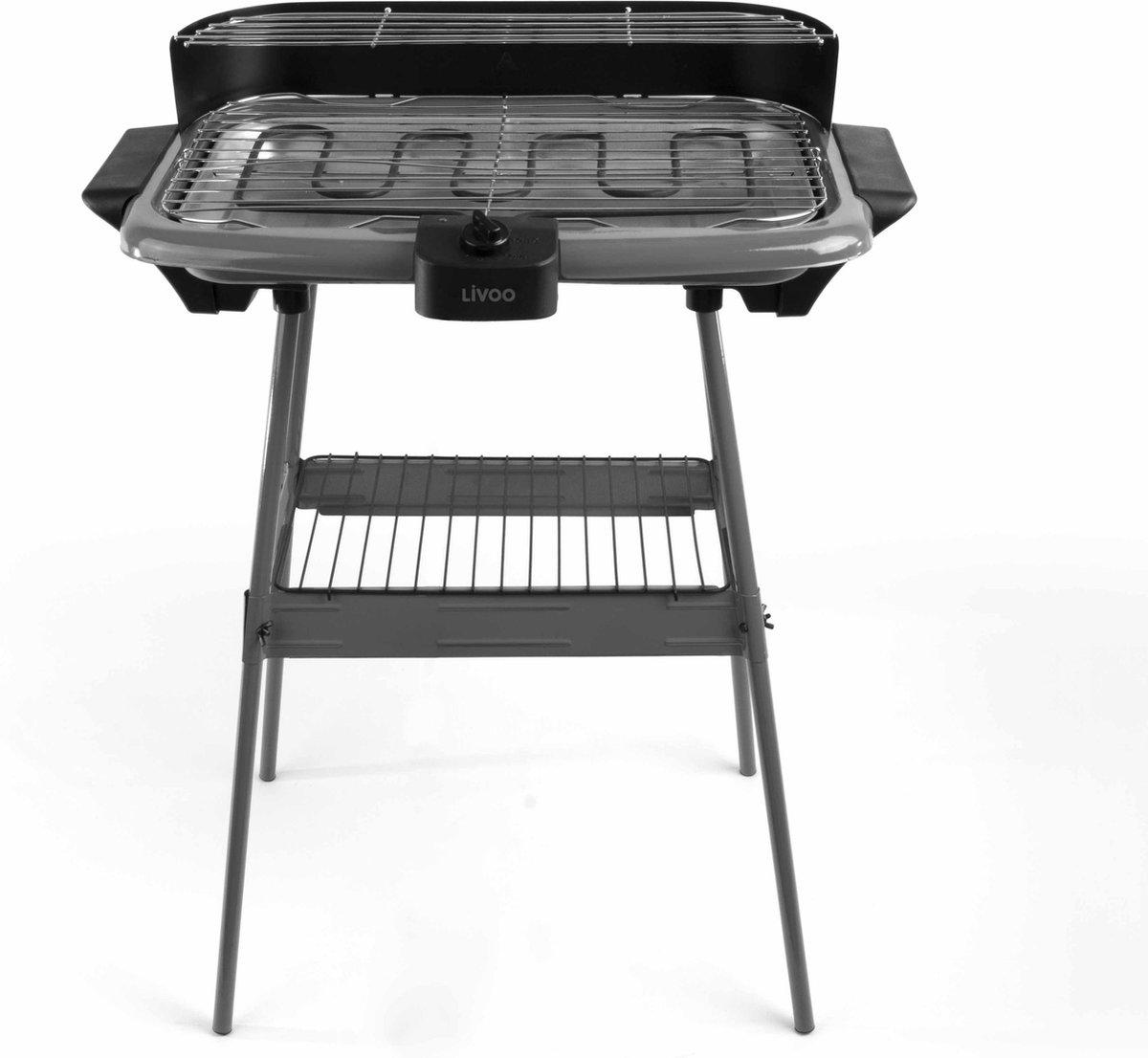 Excellent Electrics Elektrische barbecue (staand model