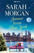 Boekomslag van 'Sneeuw boven New York'
