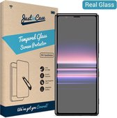 Just in Case Tempered Glass Sony Xperia 5 Protector - Arc Edges