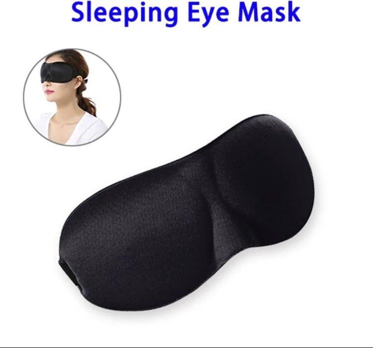Slaapmasker - Ontspannen - slapen - Masker - oogmasker - Slaapbril - blinddoek - sleep well - eye ma