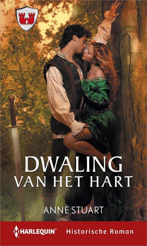 Harlequin- Historische Roman 16 - Dwaling van het hart - Anne Stuart |