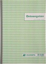 Kasboek Manifold ontvangsten dupli 50 vel