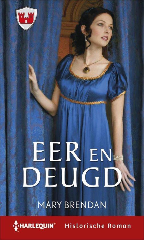 Harlequin- Eer en deugd - Mary Brendan |