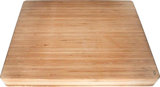 Point-Virgule Snijplank - Hakblok - Bamboe - 45 x 35 x 5cm