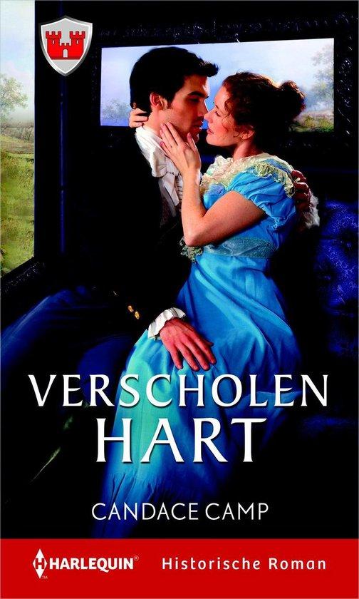 Harlequin- Historische Roman 19 - Verscholen hart - Candace Camp |