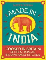 Boek cover Made in India van Meera Sodha (Hardcover)