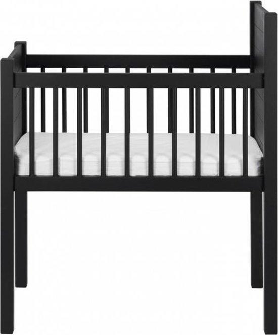 Product: Kidsmill Noa Wieg Mat Zwart, van het merk Kidsriver