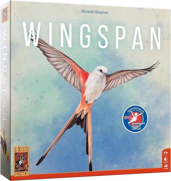 Afbeelding van Wingspan - Bordspel speelgoed