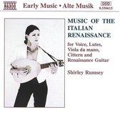 Music of the Italian Renaissance / Shirley Rumsey