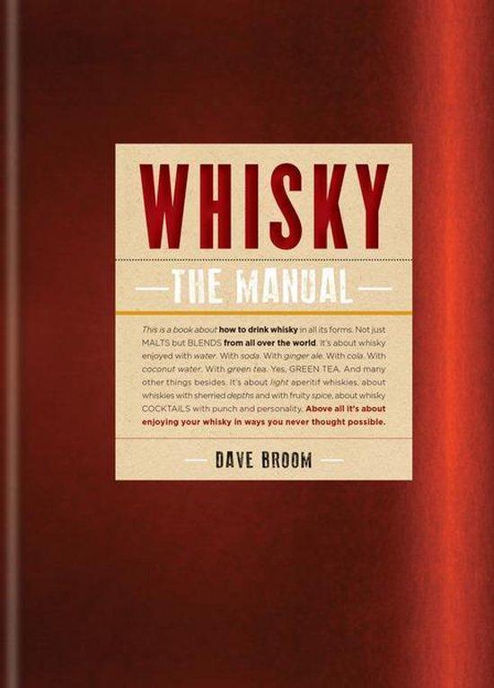 Boek cover Whisky: The Manual van Dave Broom (Onbekend)