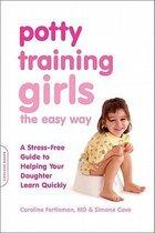 Potty Training Girls the Easy Way