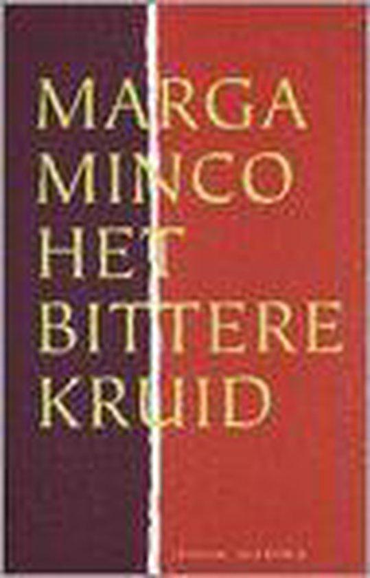 Boek cover Bittere Kruid van Marga Minco (Paperback)
