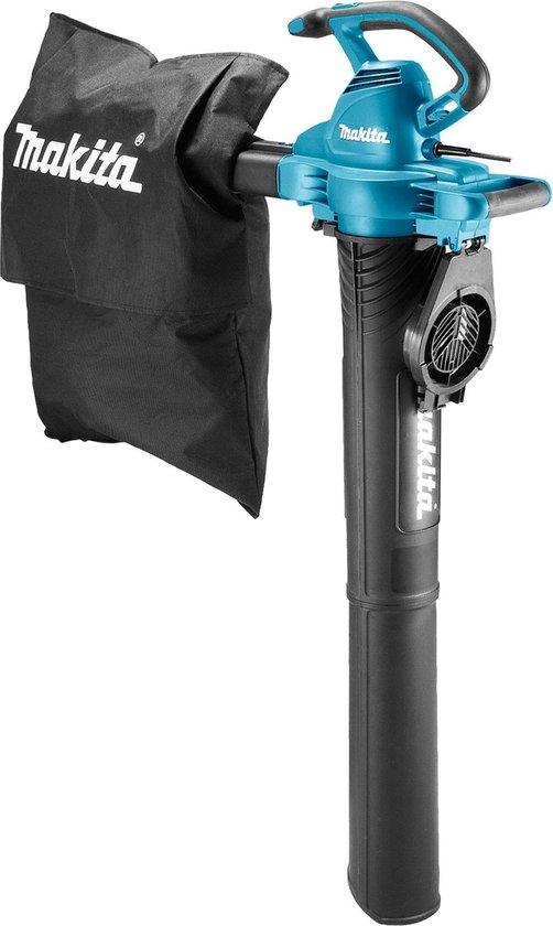 Makita bladblazer met bladzuigset - UB0801V - 230 V