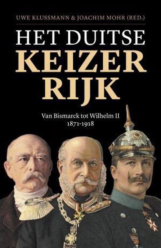 Het Duitse Keizerrijk - Uwe Klussmann   Fthsonline.com