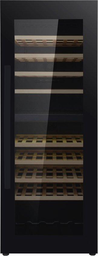 Wine Klima Excellence D77T - Wijnkoelkast - 77 flessen