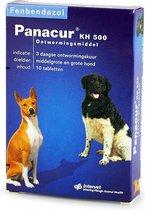 Panacur Ontworming - Middelgroot En Grote Hond - 10 Tabletten