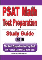 PSAT Math Test Preparation and Study Guide