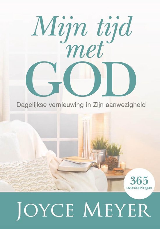Mijn tijd met God - Joyce Meyer   Fthsonline.com