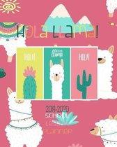 Hola Llama! 2019- 2020 School Lesson Planner